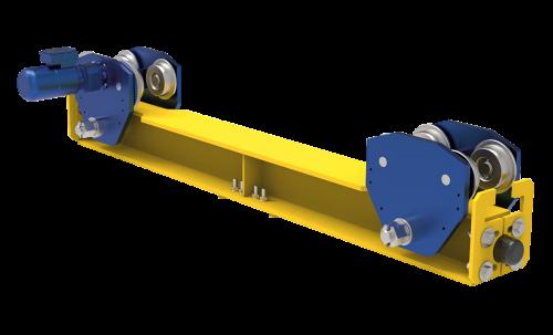 Gloning Crane Components - Modell GUE Kopfträger für Deckenlaufkrane