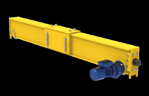 Gloning Crane Components - Modell GSE Kopfträger für Einträgerlaufkrane