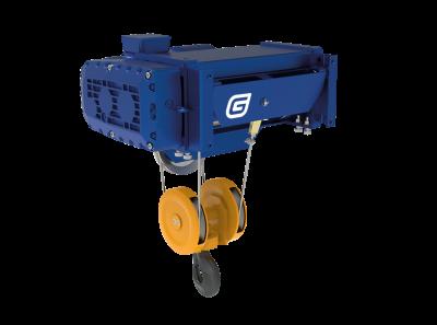 Gloning Crane Components - Modell FM Stationärer Fusszug