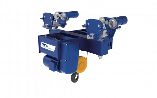 Gloning Crane Components - Modell SU Unterflanschlaufkatze